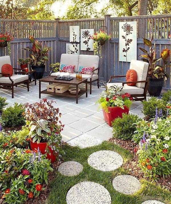 50 Beautiful Backyard Patio Design Ideas To Enjoy The Great Outdoors 12