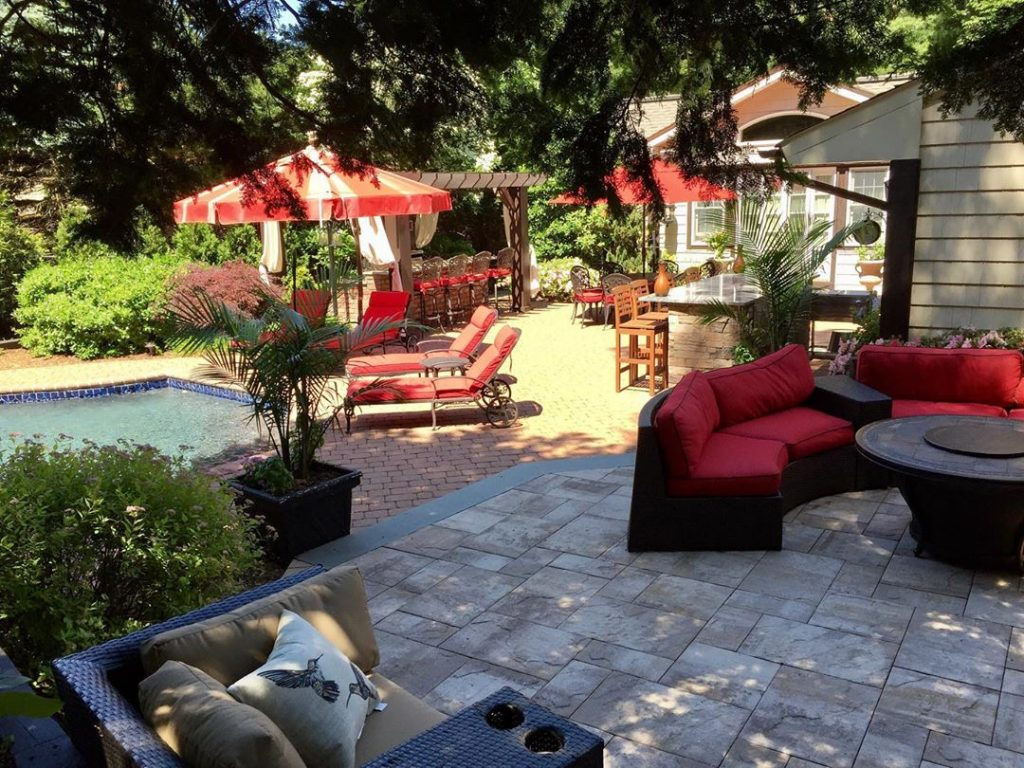 50 Beautiful Backyard Patio Design Ideas To Enjoy The Great Outdoors 18