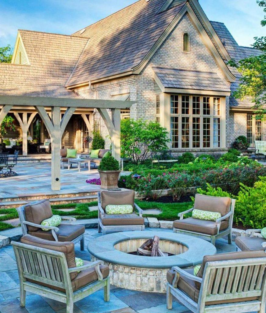 50 Beautiful Backyard Patio Design Ideas To Enjoy The Great Outdoors 2