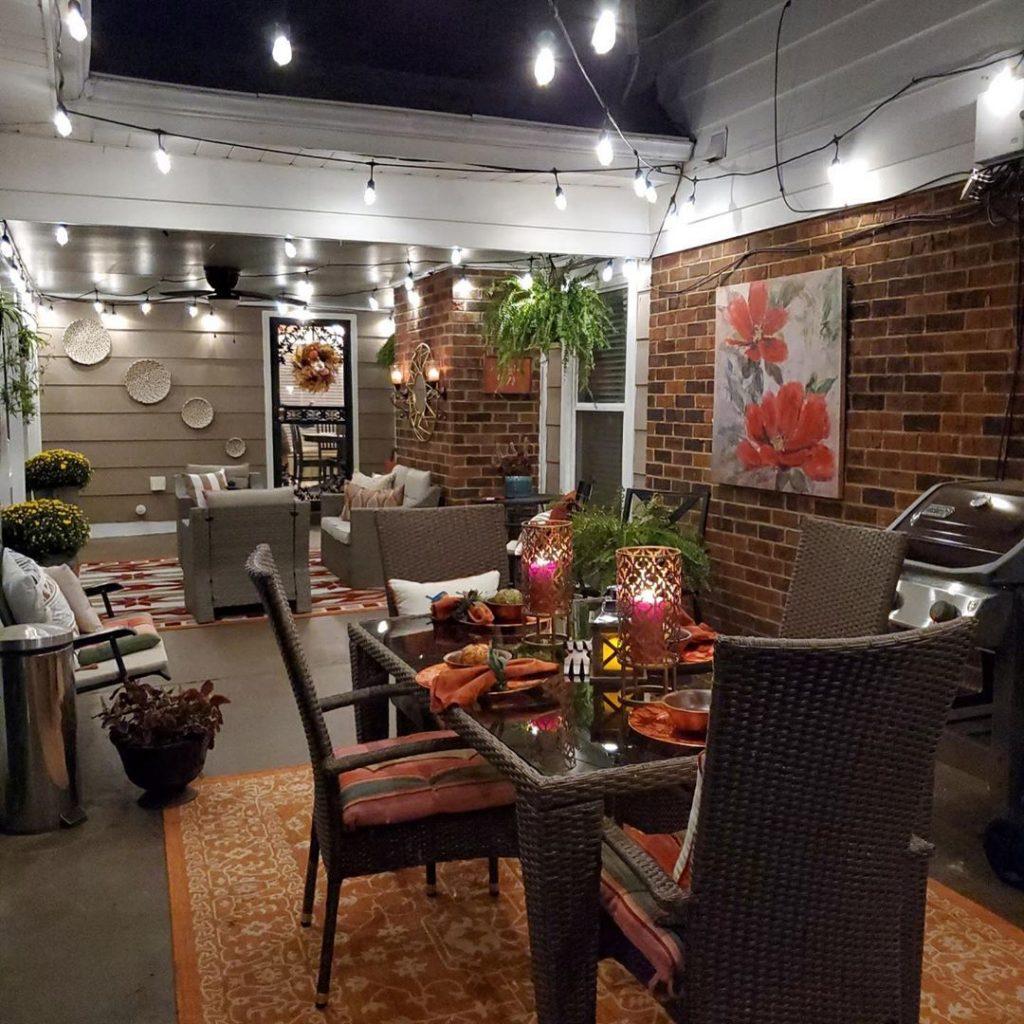 50 Beautiful Backyard Patio Design Ideas To Enjoy The Great Outdoors 25