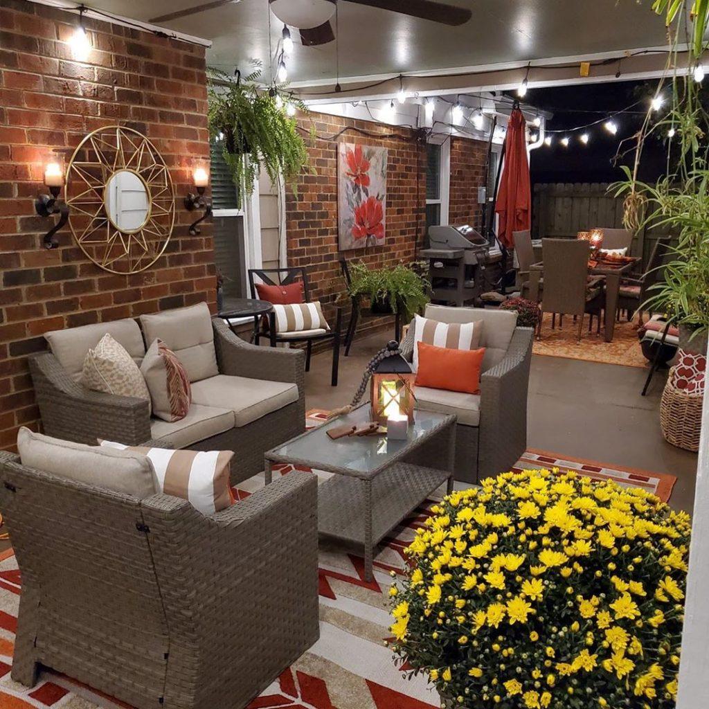 50 Beautiful Backyard Patio Design Ideas To Enjoy The Great Outdoors 26