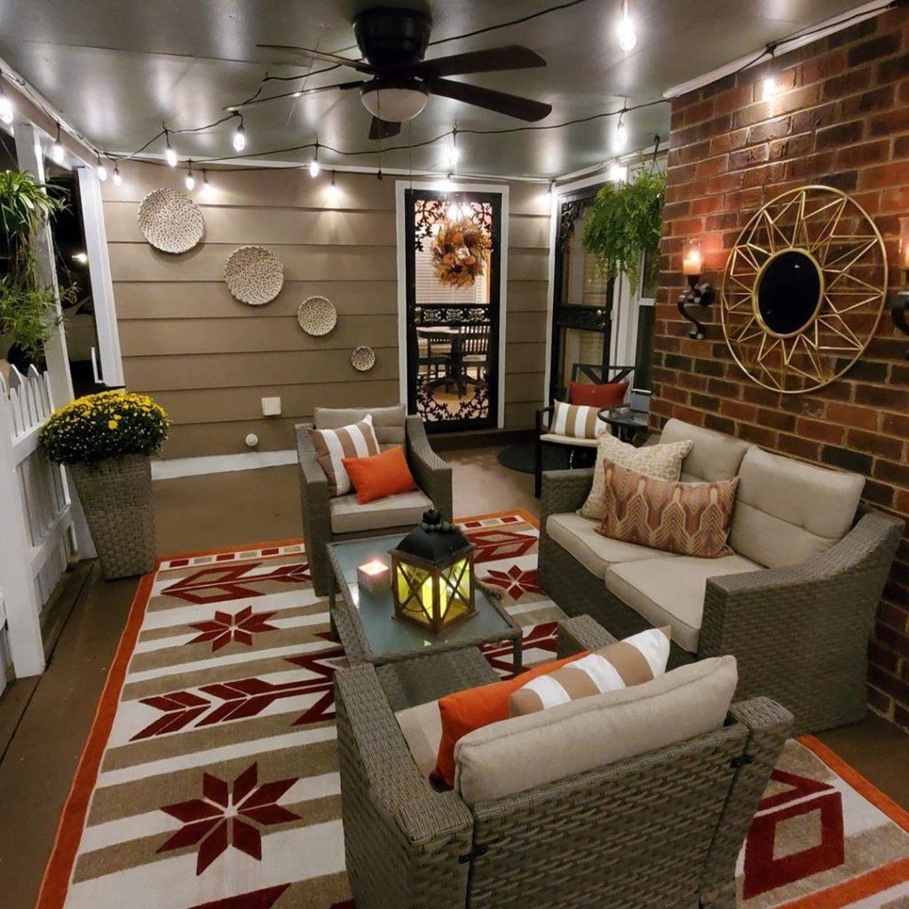 50 Beautiful Backyard Patio Design Ideas To Enjoy The Great Outdoors 27