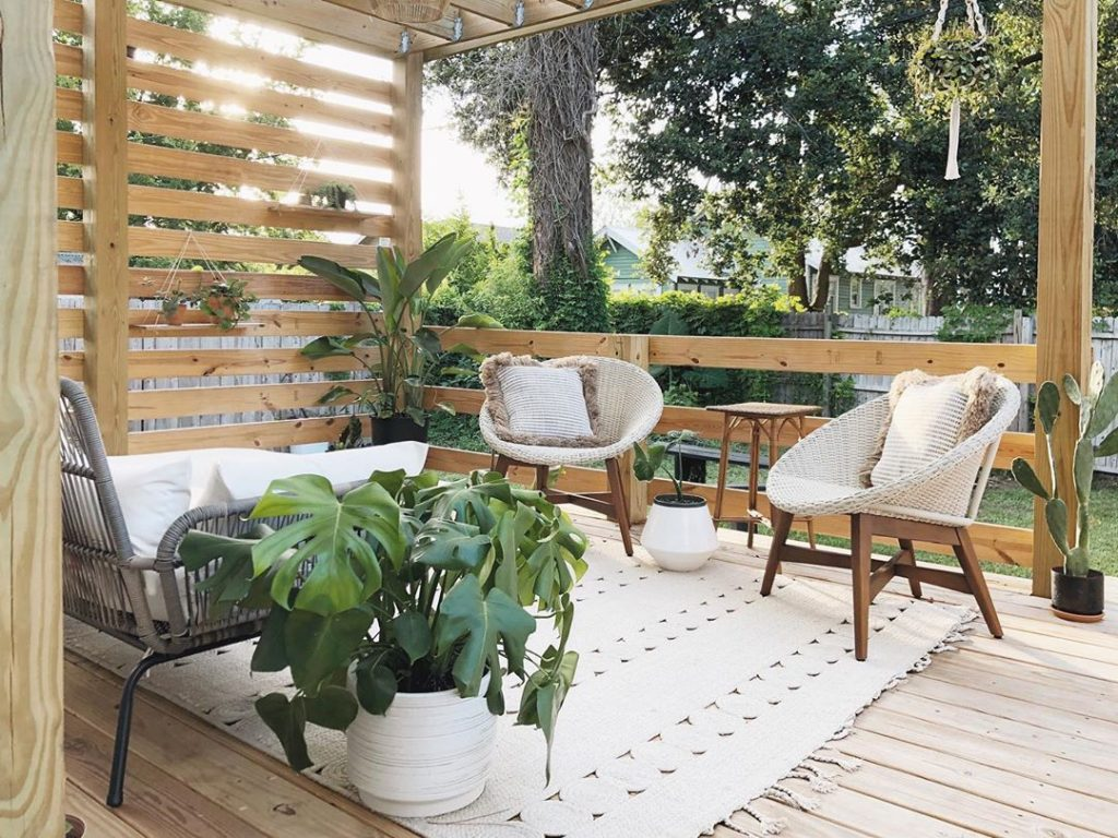 50 Beautiful Backyard Patio Design Ideas To Enjoy The Great Outdoors 3