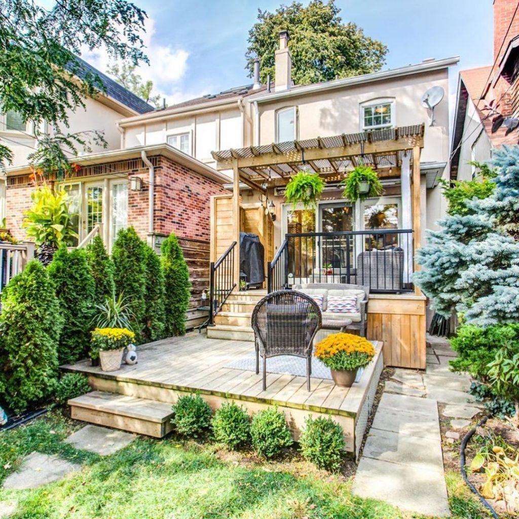 50 Beautiful Backyard Patio Design Ideas To Enjoy The Great Outdoors 32