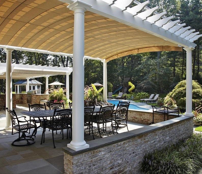 50 Beautiful Backyard Patio Design Ideas To Enjoy The Great Outdoors 33
