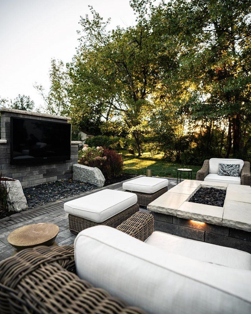 50 Beautiful Backyard Patio Design Ideas To Enjoy The Great Outdoors 39