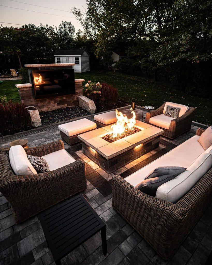50 Beautiful Backyard Patio Design Ideas To Enjoy The Great Outdoors 41