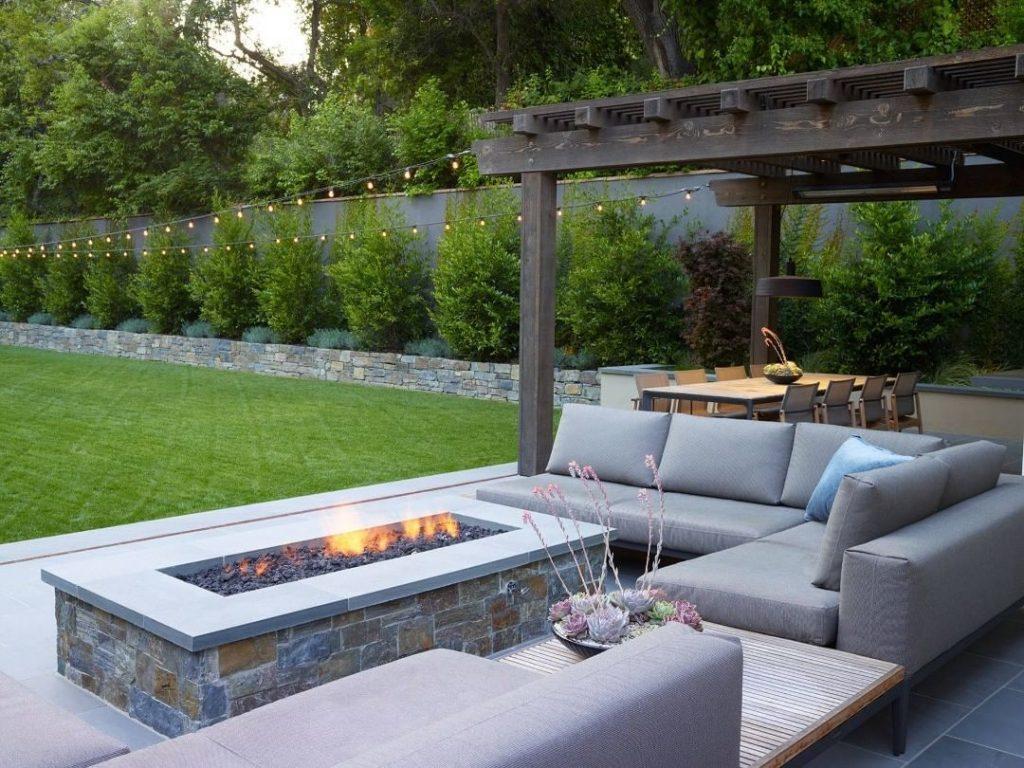 50 Beautiful Backyard Patio Design Ideas To Enjoy The Great Outdoors 42