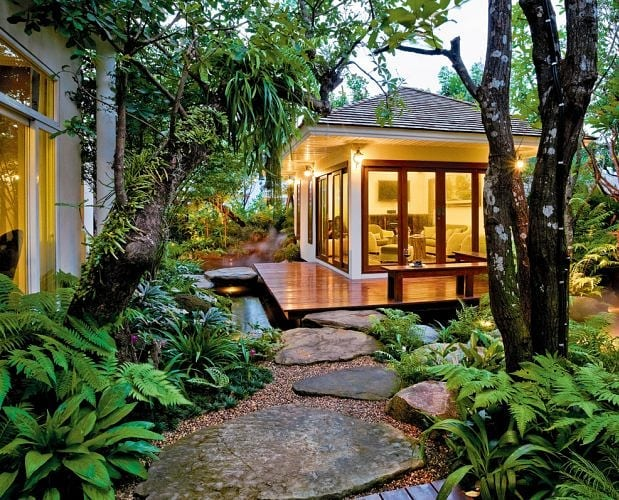 50 Beautiful Backyard Patio Design Ideas To Enjoy The Great Outdoors 44