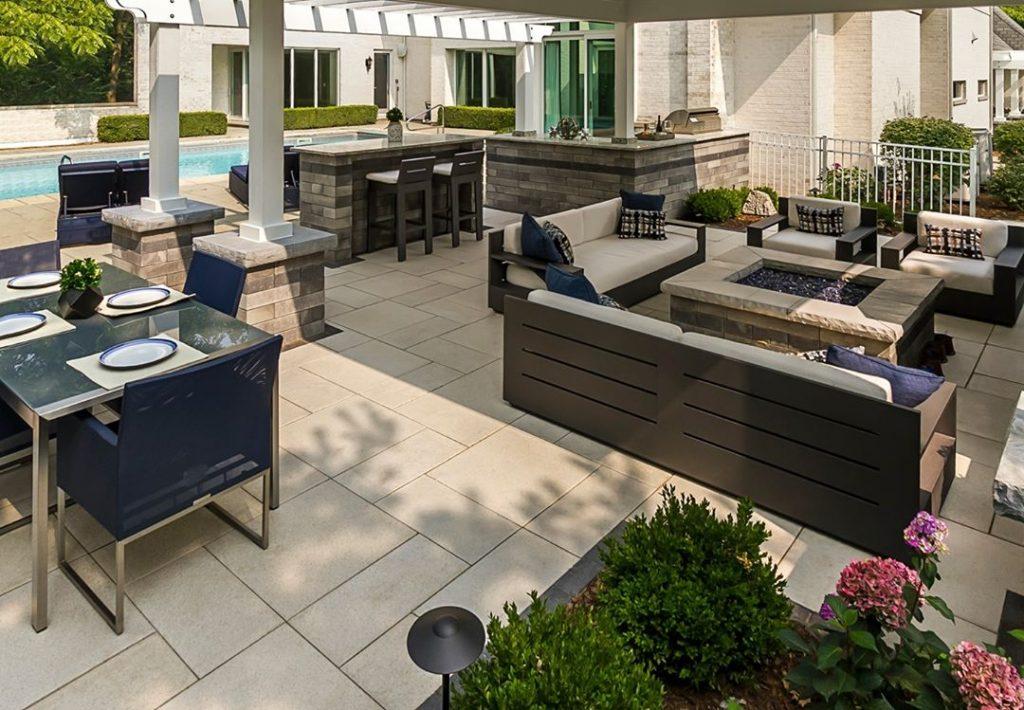 50 Beautiful Backyard Patio Design Ideas To Enjoy The Great Outdoors 45