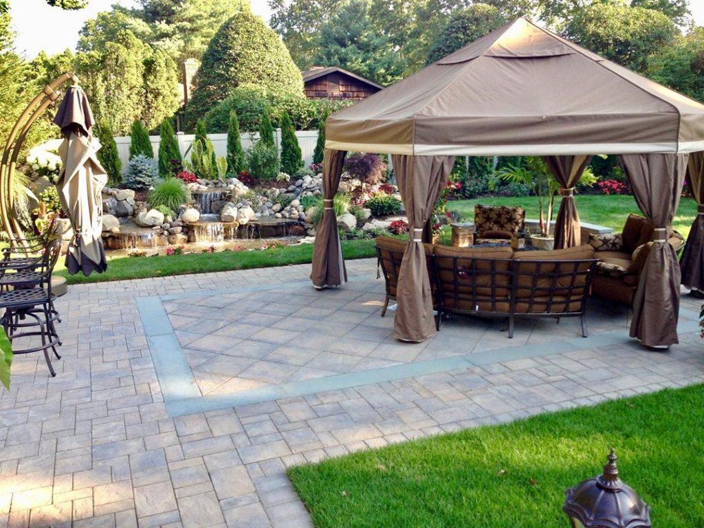 50 Beautiful Backyard Patio Design Ideas To Enjoy The Great Outdoors 49