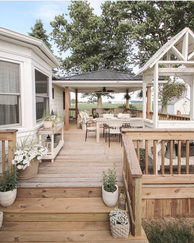 50 Beautiful Backyard Patio Design Ideas To Enjoy The Great Outdoors 5