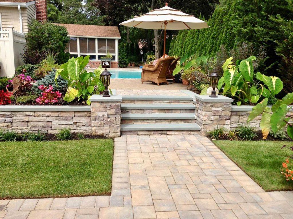 50 Beautiful Backyard Patio Design Ideas To Enjoy The Great Outdoors 52