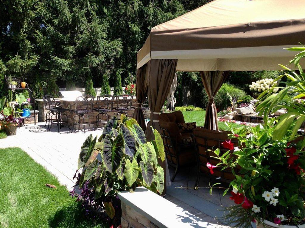 50 Beautiful Backyard Patio Design Ideas To Enjoy The Great Outdoors 54