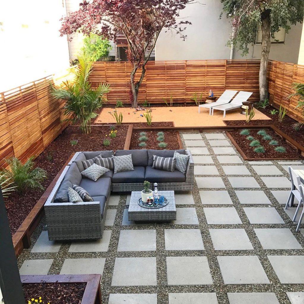 50 Beautiful Backyard Patio Design Ideas To Enjoy The Great Outdoors 56