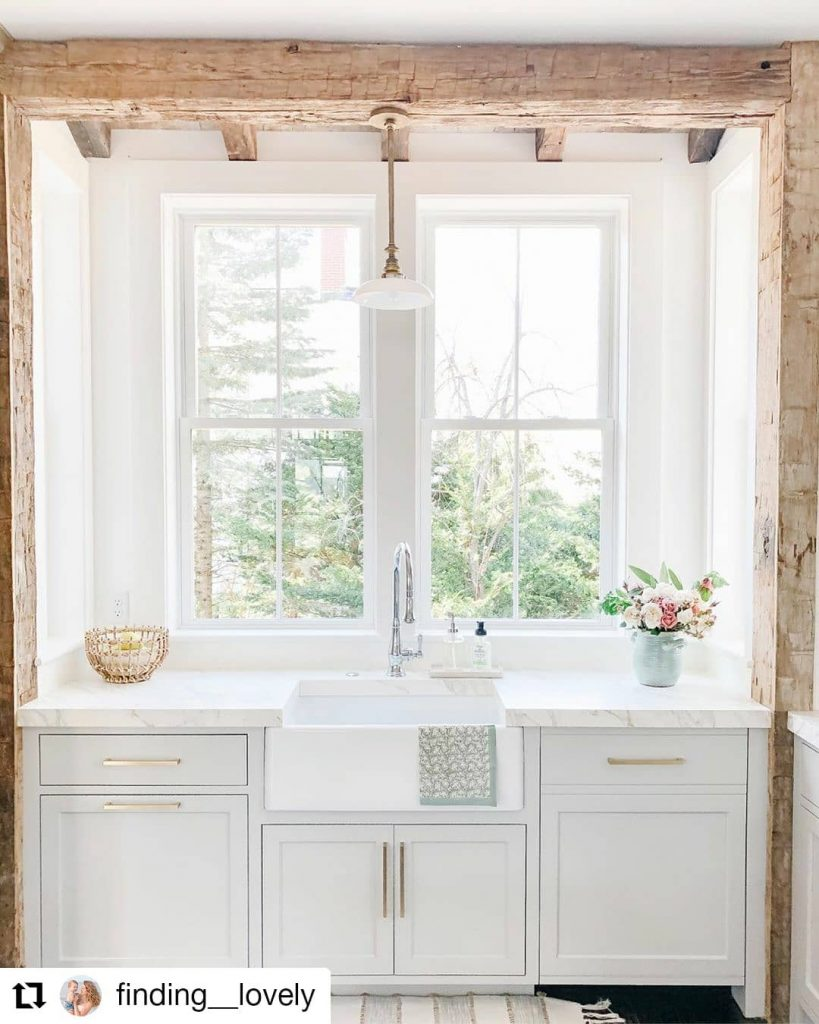 60 Timeless And Classics Country Farmhouse Kitchen Design Ideas 14