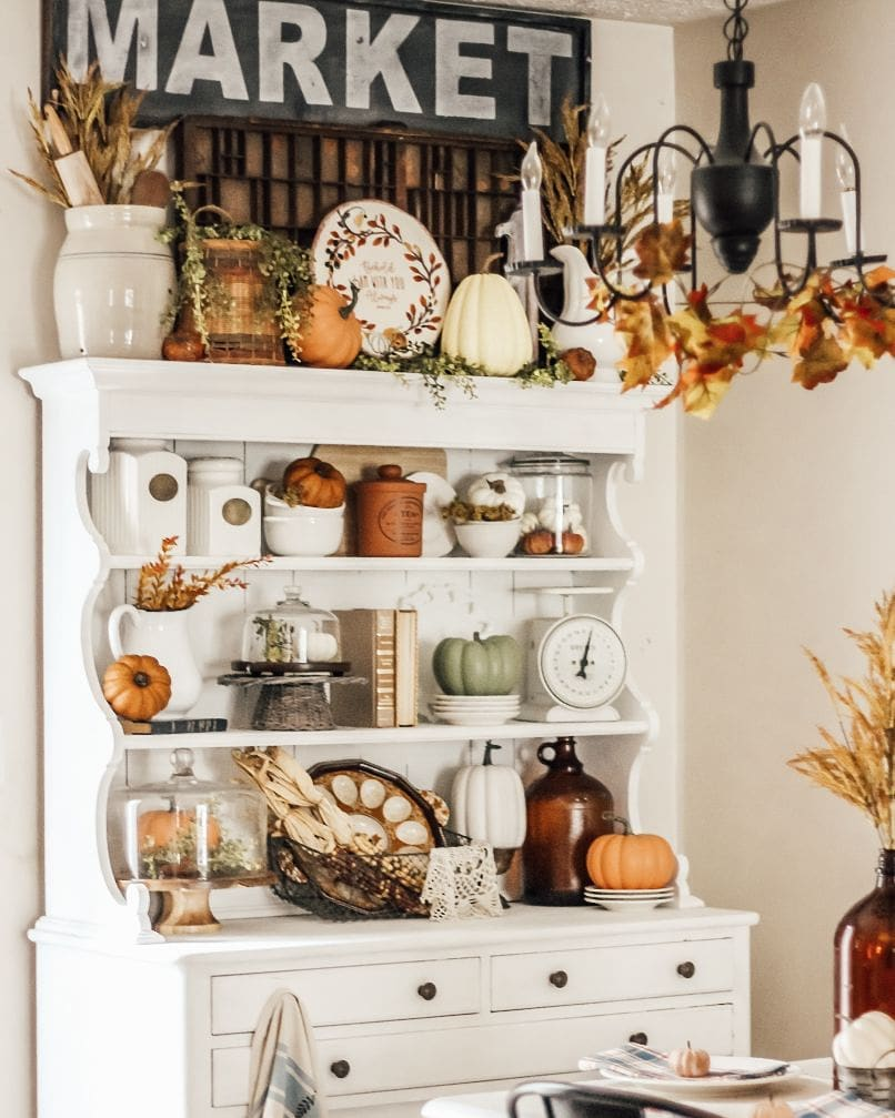 60 Timeless And Classics Country Farmhouse Kitchen Design Ideas 17