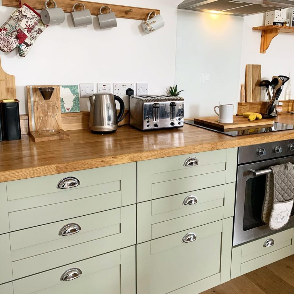 60 Timeless And Classics Country Farmhouse Kitchen Design Ideas 19