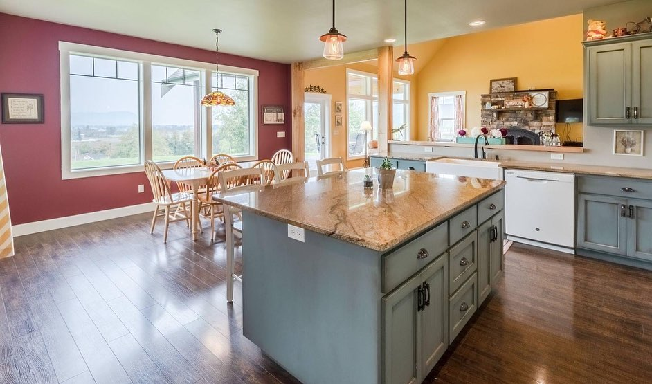 60 Timeless And Classics Country Farmhouse Kitchen Design Ideas 20