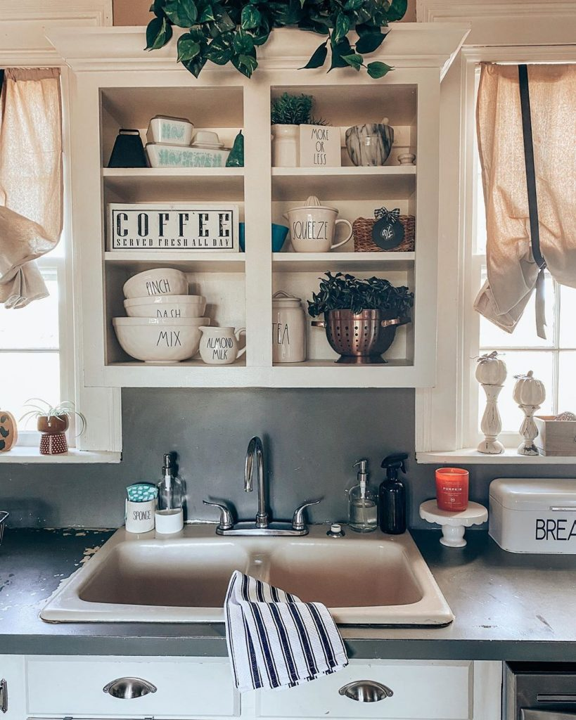 60 Timeless And Classics Country Farmhouse Kitchen Design Ideas 21