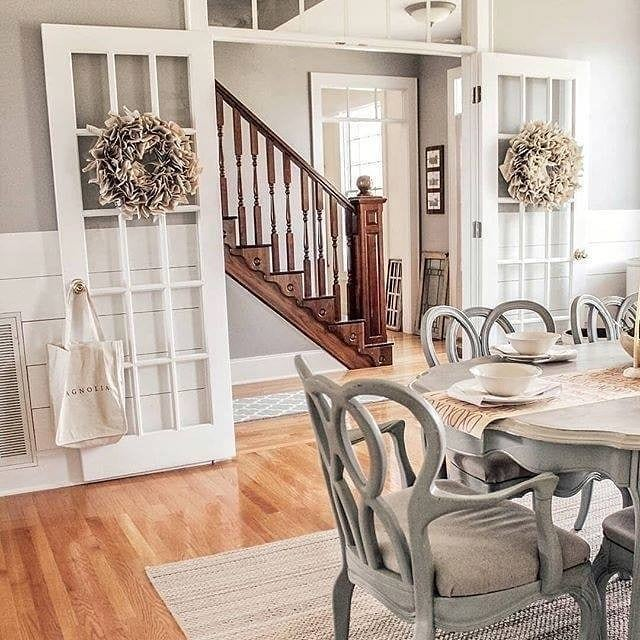 60 Timeless And Classics Country Farmhouse Kitchen Design Ideas 23
