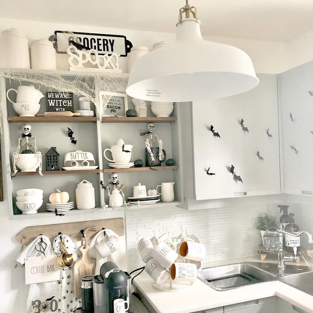 60 Timeless And Classics Country Farmhouse Kitchen Design Ideas 27