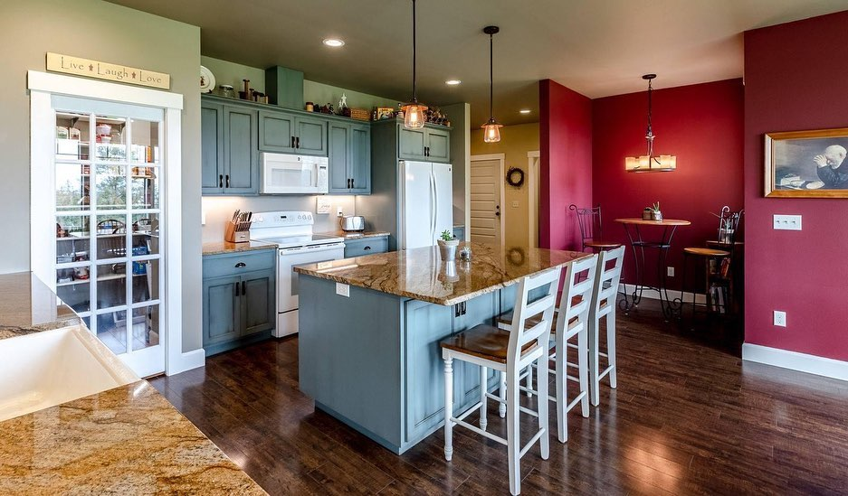 60 Timeless And Classics Country Farmhouse Kitchen Design Ideas 29