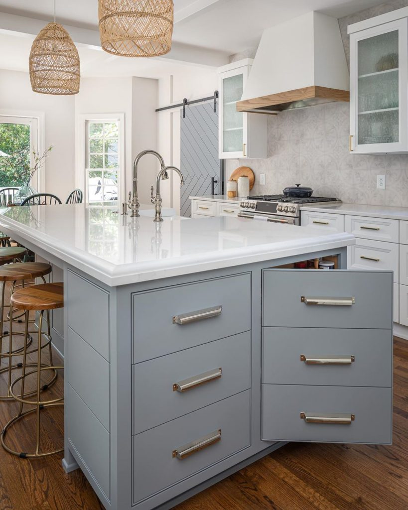 60 Timeless And Classics Country Farmhouse Kitchen Design Ideas 35