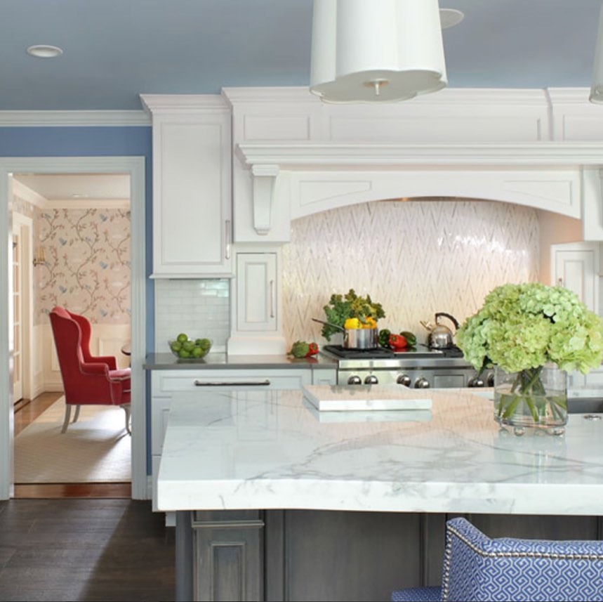 60 Timeless And Classics Country Farmhouse Kitchen Design Ideas 38