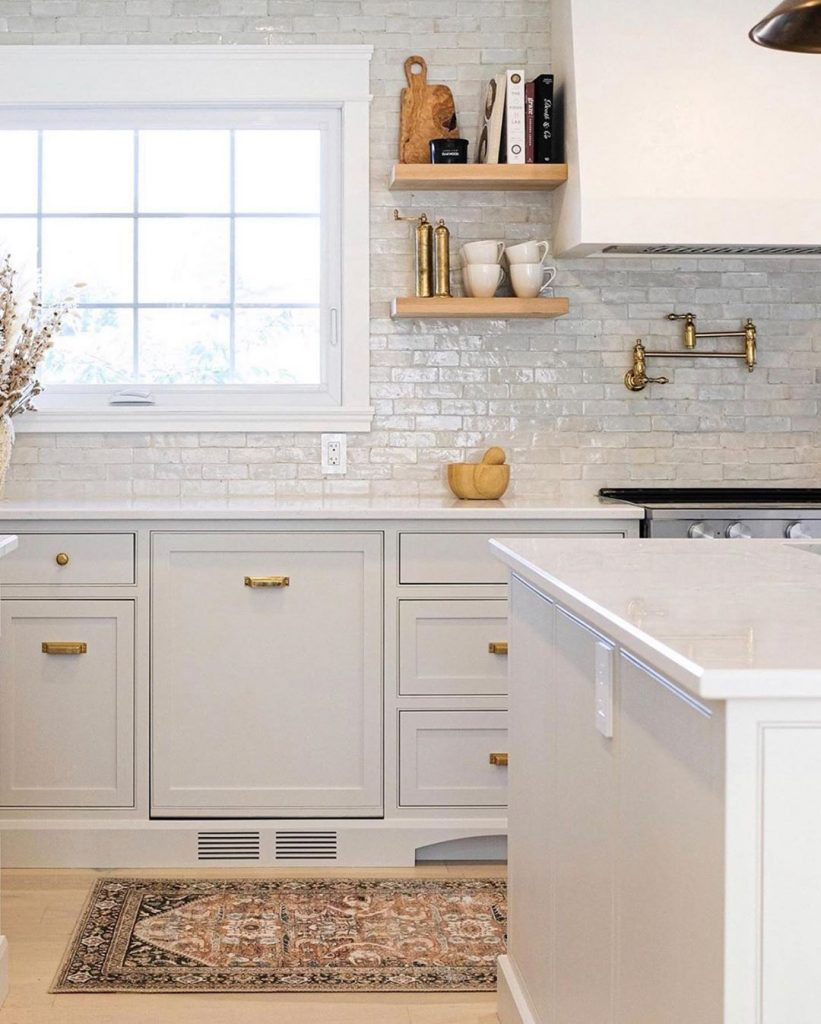 60 Timeless And Classics Country Farmhouse Kitchen Design Ideas 4