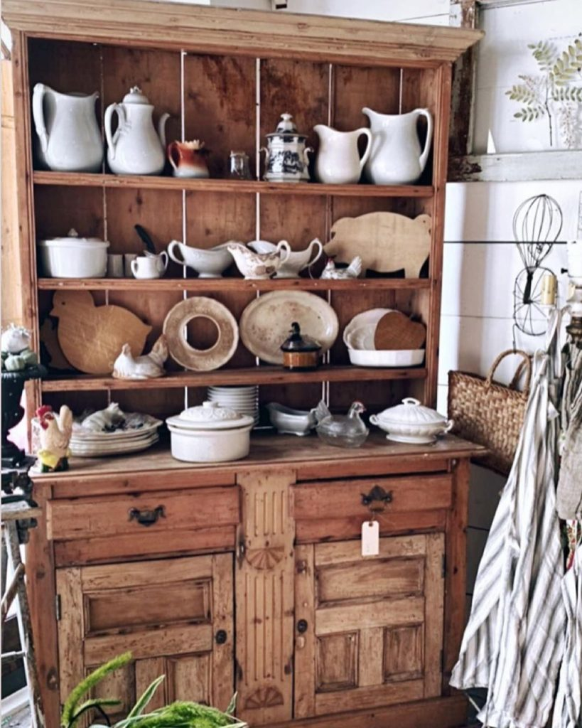 60 Timeless And Classics Country Farmhouse Kitchen Design Ideas 41