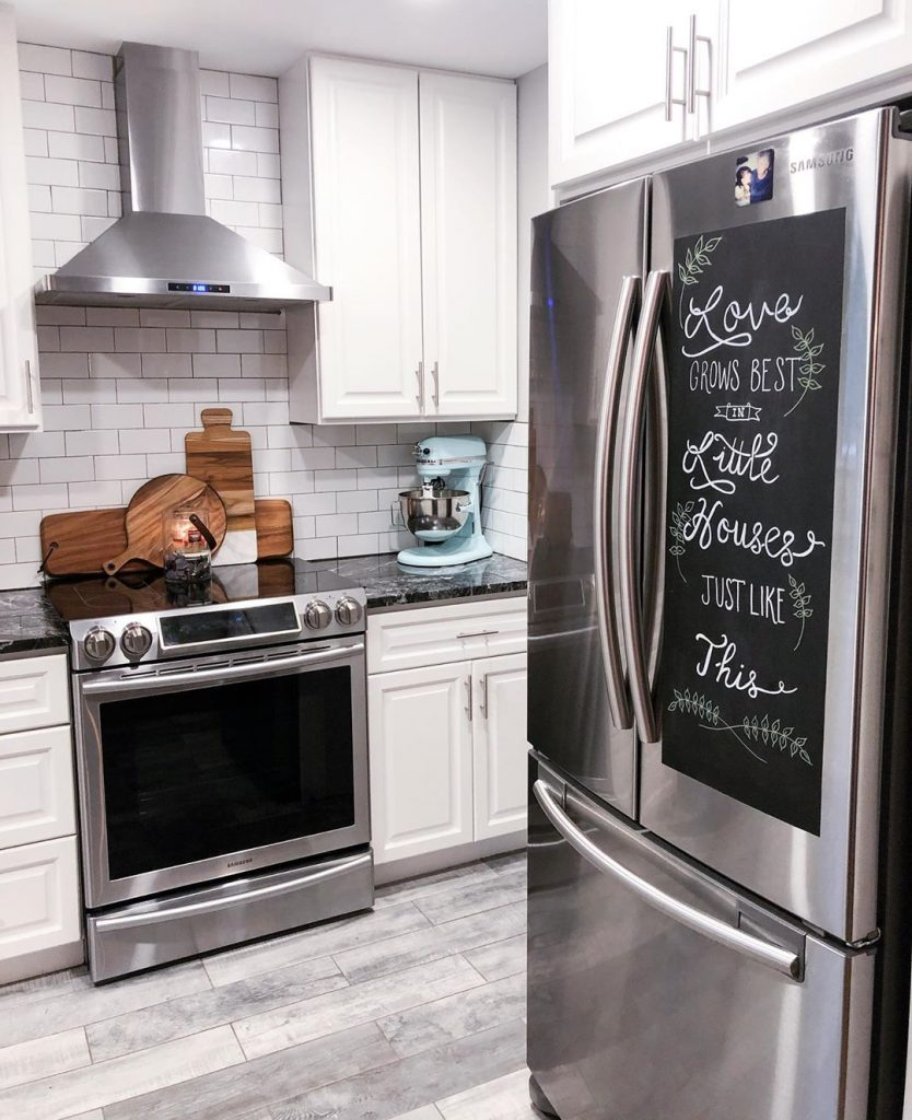 60 Timeless And Classics Country Farmhouse Kitchen Design Ideas 44