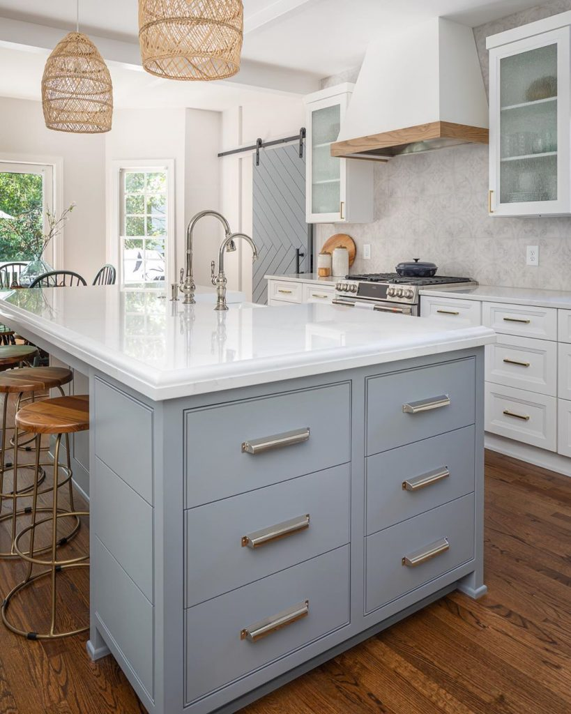 60 Timeless And Classics Country Farmhouse Kitchen Design Ideas 6
