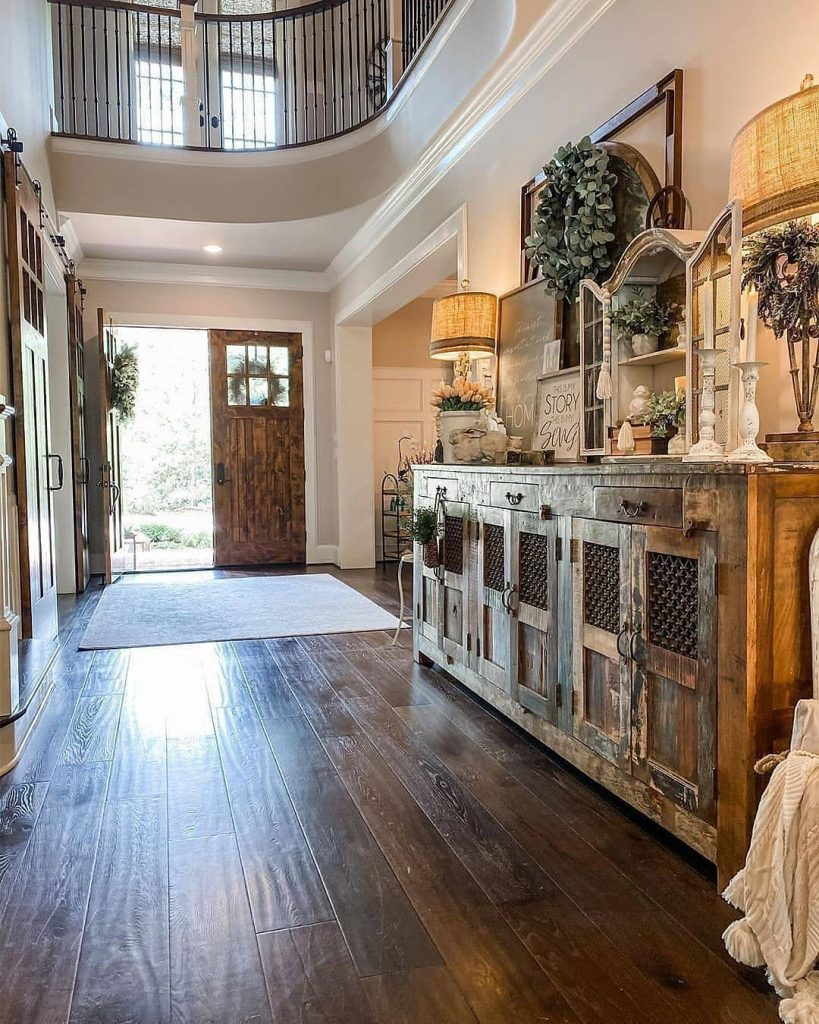60 Timeless And Classics Country Farmhouse Kitchen Design Ideas 60