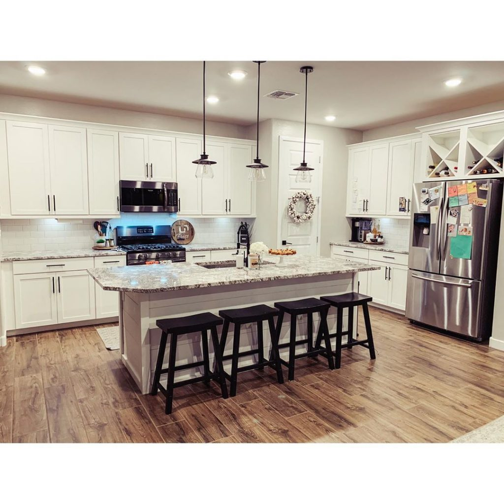 60 Timeless And Classics Country Farmhouse Kitchen Design Ideas 63