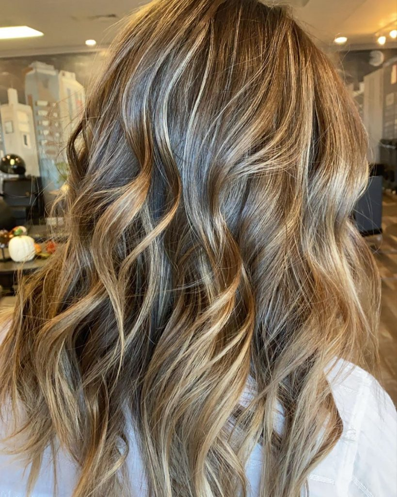80 Best Blonde Hair Highlights Ideas For You 10
