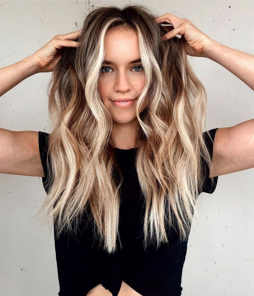 80 Best Blonde Hair Highlights Ideas For You 16