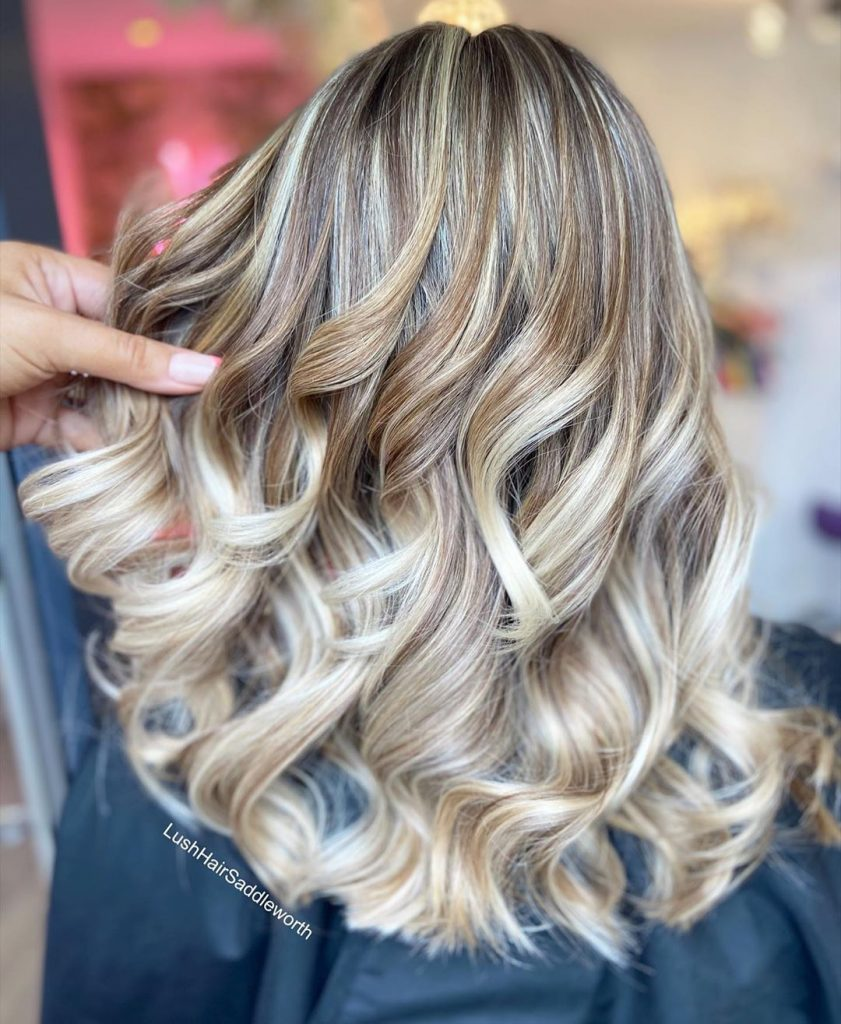 80 Best Blonde Hair Highlights Ideas For You 22
