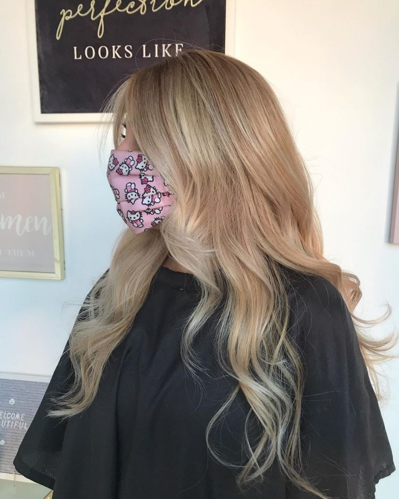 80 Best Blonde Hair Highlights Ideas For You 23