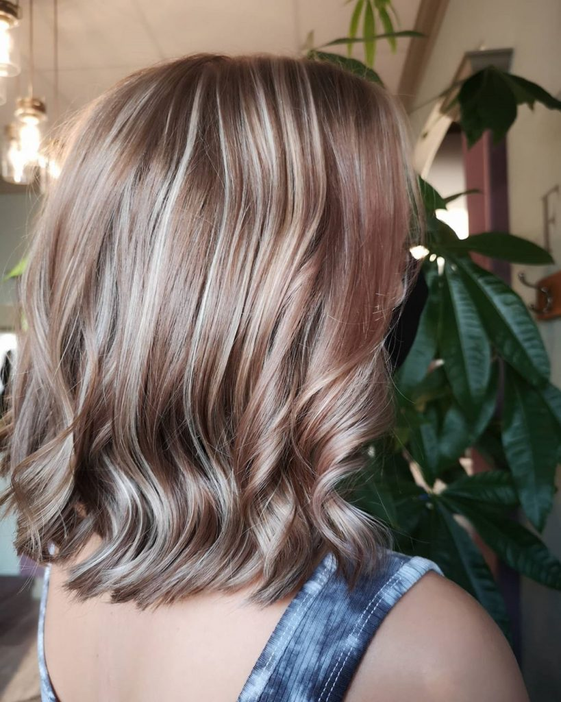 80 Best Blonde Hair Highlights Ideas For You 24