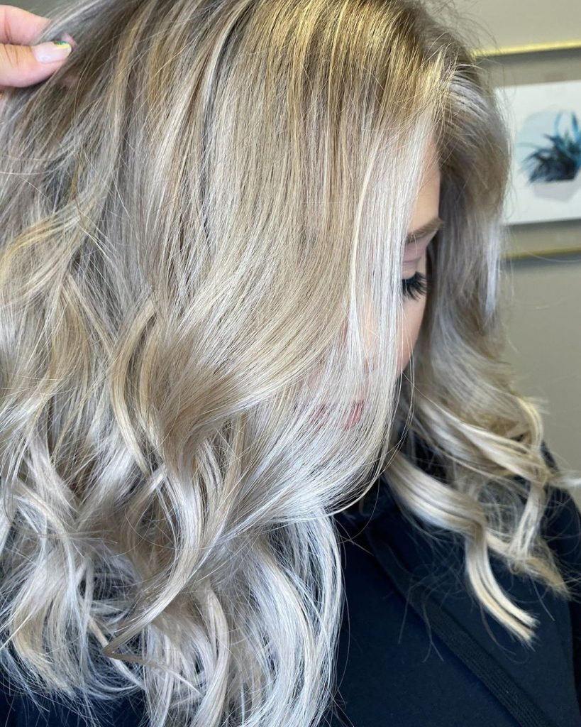 80 Best Blonde Hair Highlights Ideas For You 38