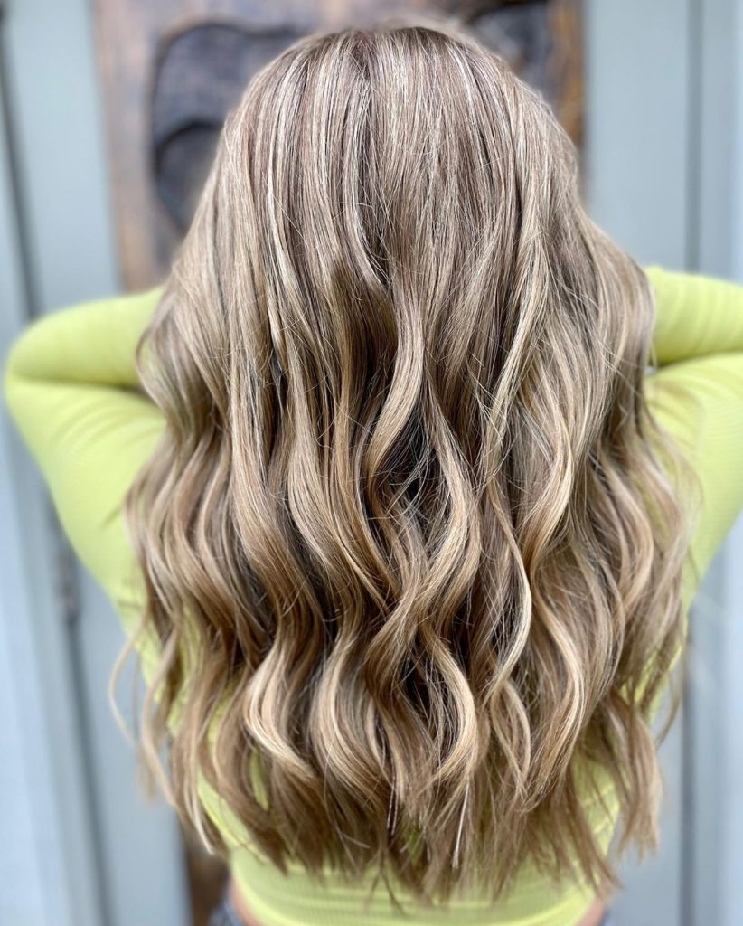 80 Best Blonde Hair Highlights Ideas For You 4
