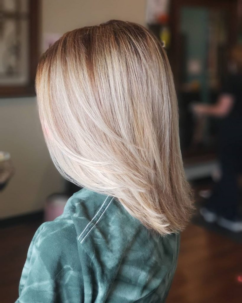 80 Best Blonde Hair Highlights Ideas For You 42