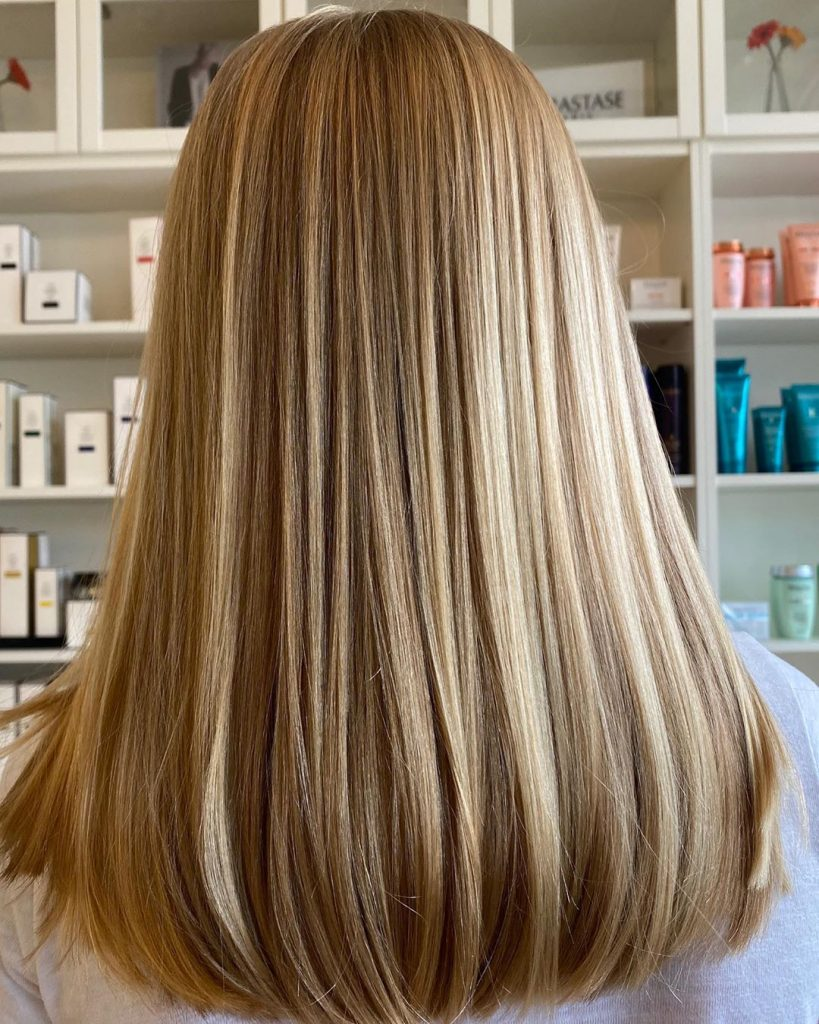 80 Best Blonde Hair Highlights Ideas For You 43