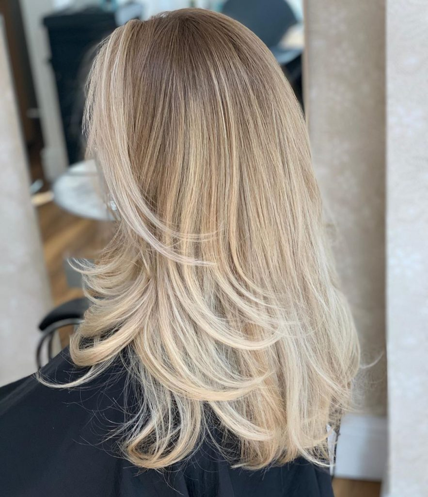 80 Best Blonde Hair Highlights Ideas For You 46