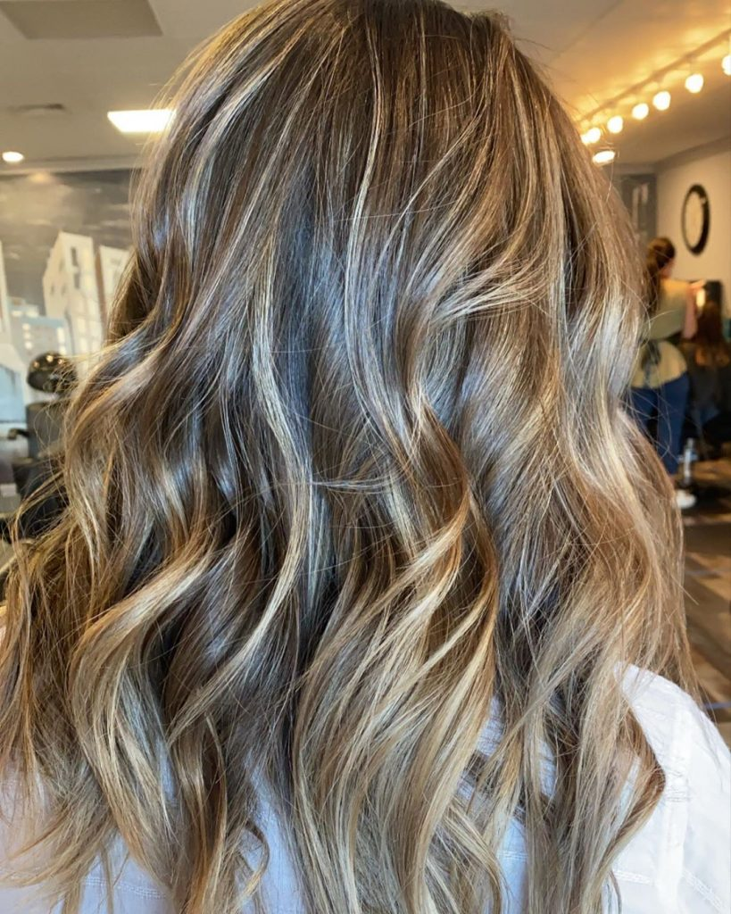 80 Best Blonde Hair Highlights Ideas For You 47