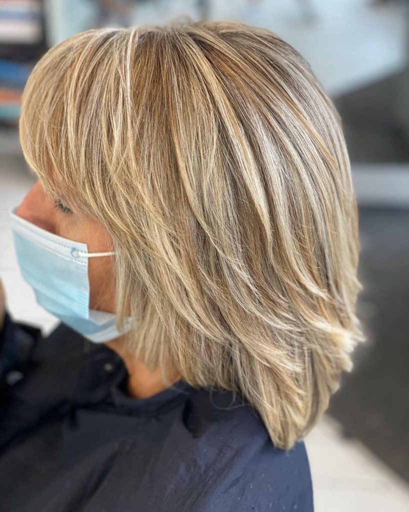 80 Best Blonde Hair Highlights Ideas For You 49