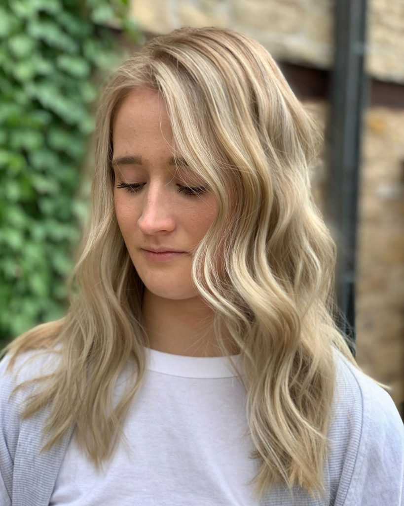 80 Best Blonde Hair Highlights Ideas For You 50
