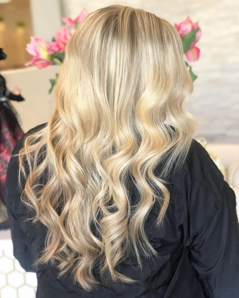 80 Best Blonde Hair Highlights Ideas For You 55
