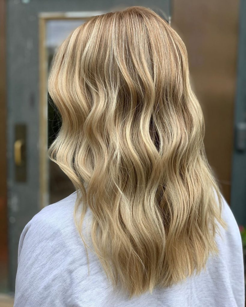 80 Best Blonde Hair Highlights Ideas For You 6